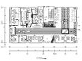 [广东]惠州楼盘现代风格售楼空间设计施工图(附效果图)