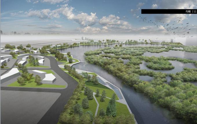 [悉地國際]濕地公園景觀規劃設計