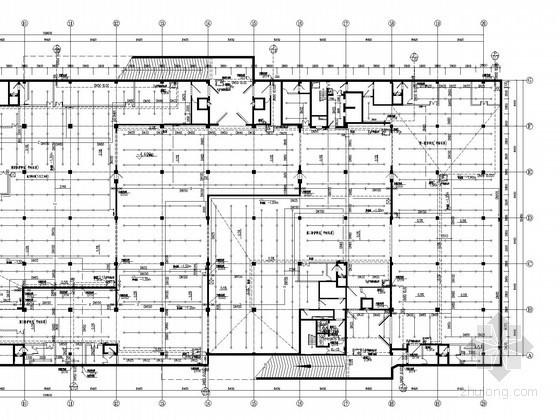 [广东]工业研究大厦给排水消防施工图