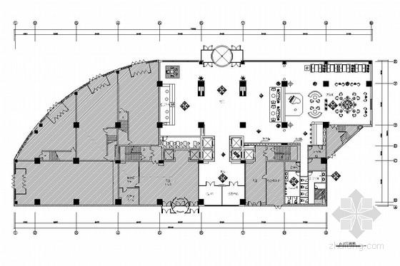 [北京]原创金融地标五星级国际商务酒店室内装修图(含效果图)