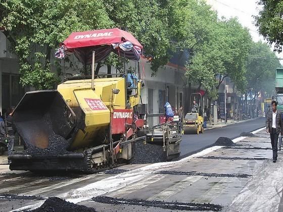 市政道路改造投标施工组织设计(排水、绿化、交通工程)