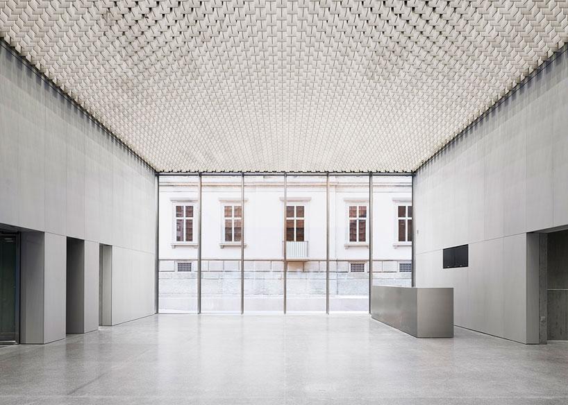 [分享]艺术建筑神秘感塑造:瑞士库尔美术馆图片