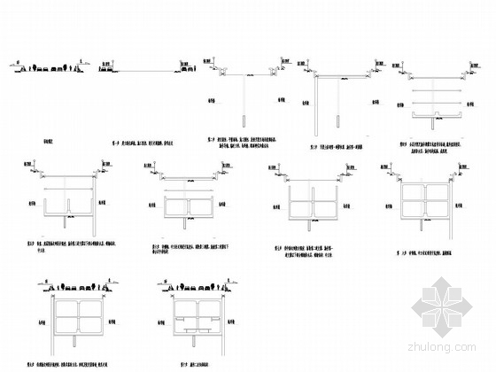 [安徽]轨道交通地下两层岛式站台车站及盾构区间工程设计图纸160张(知名大院)