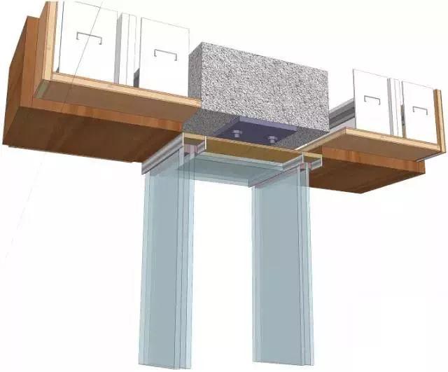 地面、吊顶、墙面工程三维节点做法施工工艺详解_37