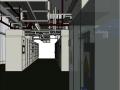 深圳信息大厦高低压配电房BIM技术应用(附BIM模型)