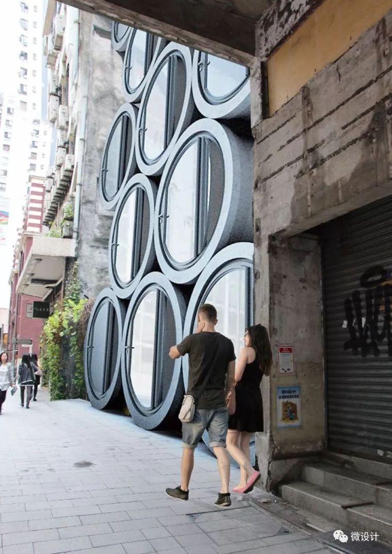 为了香港穷人不再蜗居,他们用水泥管做成了公寓_24