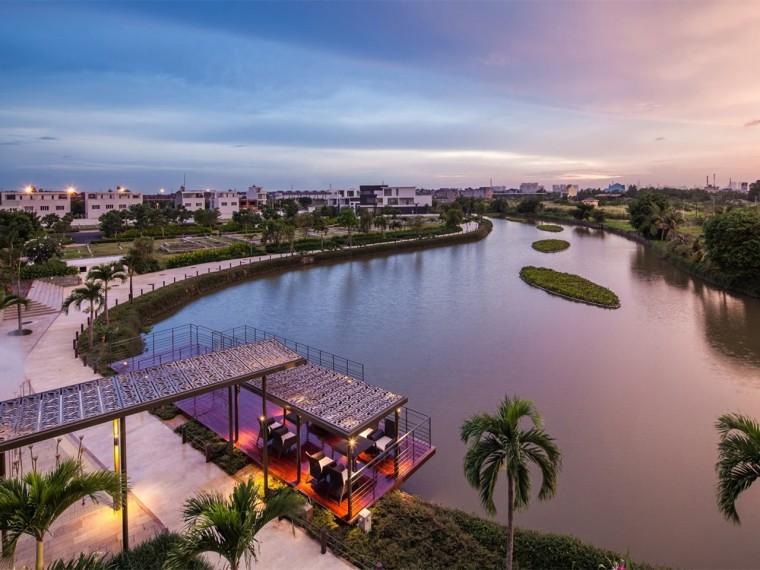 越南精品海滨住宅景观
