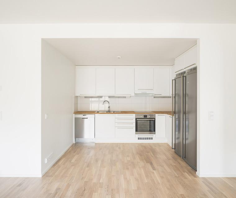 芬兰Albertinpiha公寓楼-12