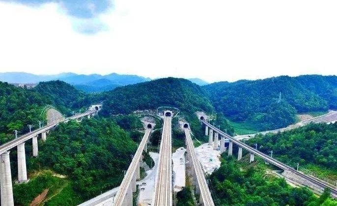 中国最长铁路隧道排行榜