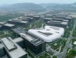 "J&A杰恩设计 x 华为:""人文+科技""融合构建华为武汉研发中心"