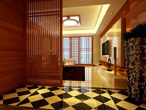 小区房室内设计_4