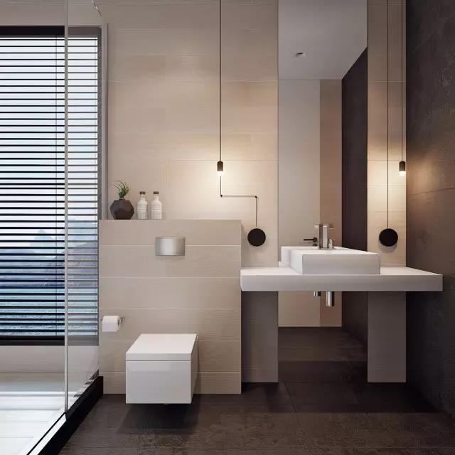 [装修知识]洗澡后卫生间总是湿漉漉的?原来是装修前忘记这个!_3