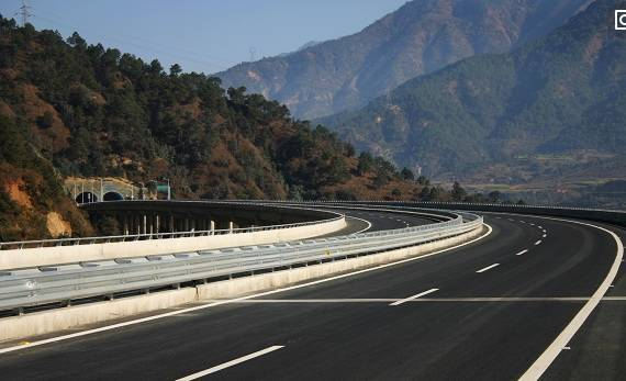浅谈山区高速公路桥梁设计