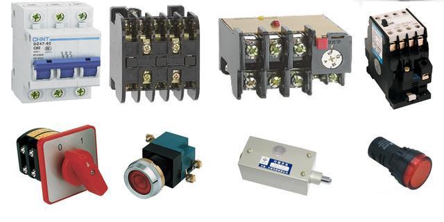 电工基础之电气元件