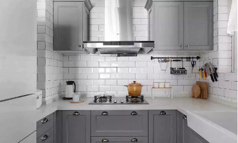拥有绝美榻榻米卧室、治愈系厨房,可能是最清新的美式风!_7
