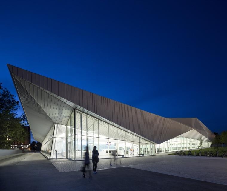 UBC大学水上运动中心