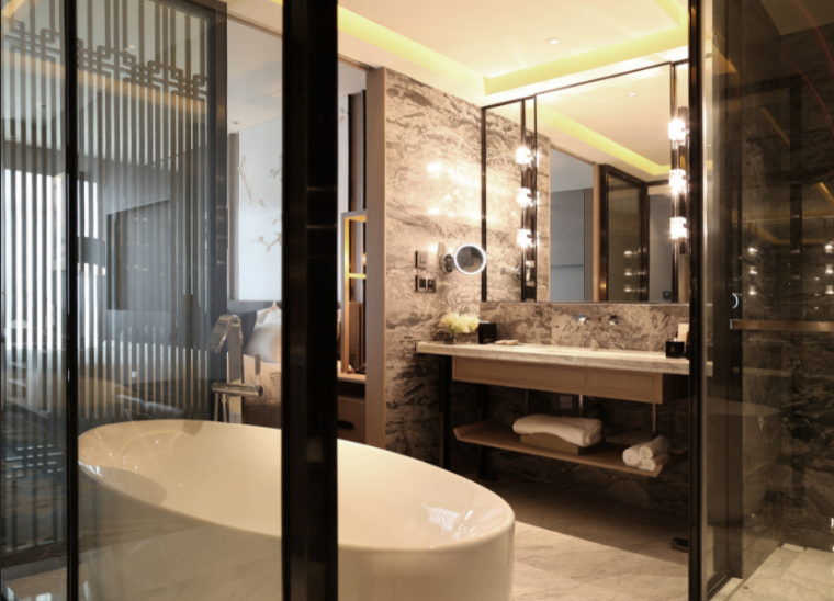【酒店】3套国际大酒店设计案例_5