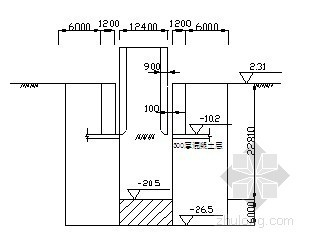 [浙江]沉井深层搅拌桩围护及旋喷桩地基加固施工方案