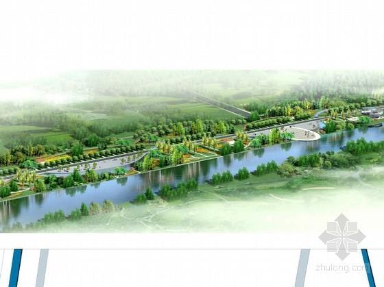 [嘉兴]河道局部区域景观规划设计方案