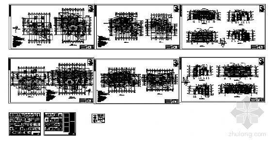 丹堤A区3、4、5号楼建筑施工图-4