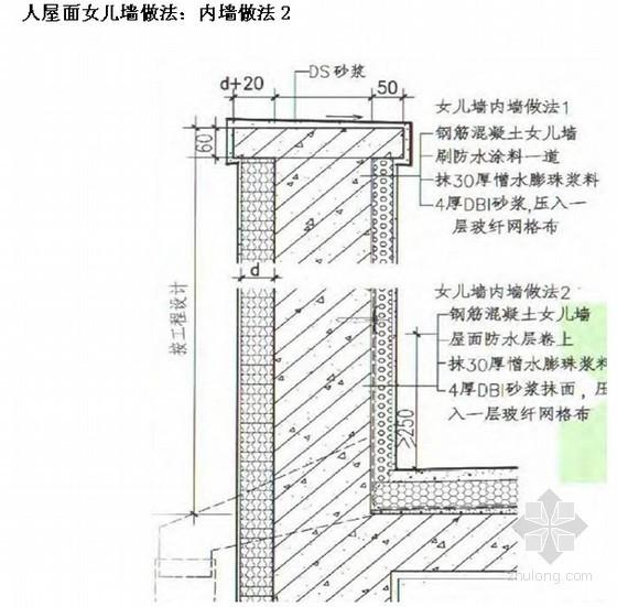 高层住宅外墙外保温专项施工方案(岩棉板 抗风压计算)