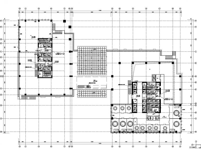 [深圳]超高层商业办公楼电气施工图设计(含总图)