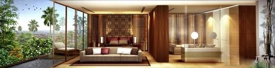 [三亚]沿海五星级度假酒店室内设计方案