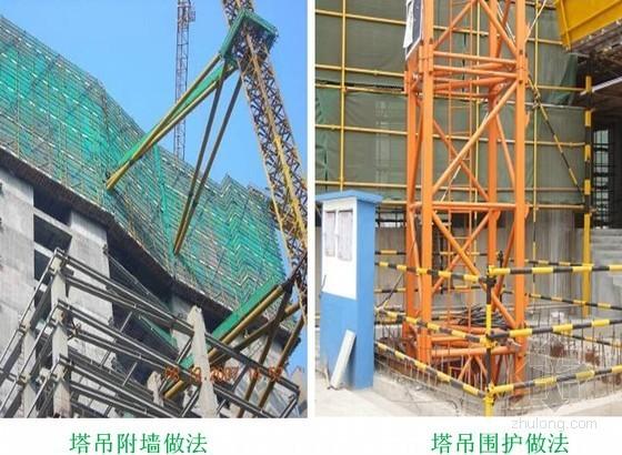 建筑工程安全文明施工CI标准化汇报(图文结合)