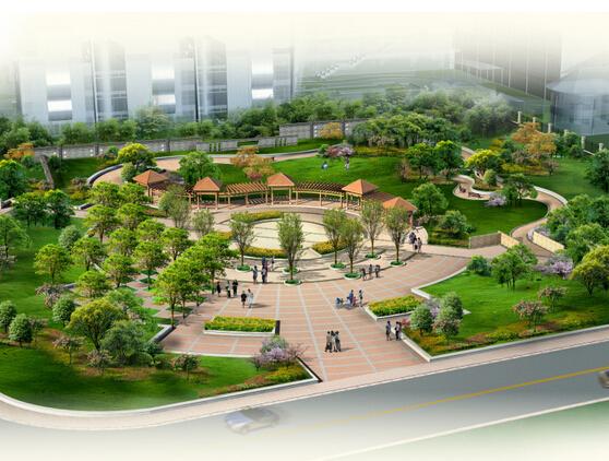 [深圳]街心公园建设工程量清单标底编制实例