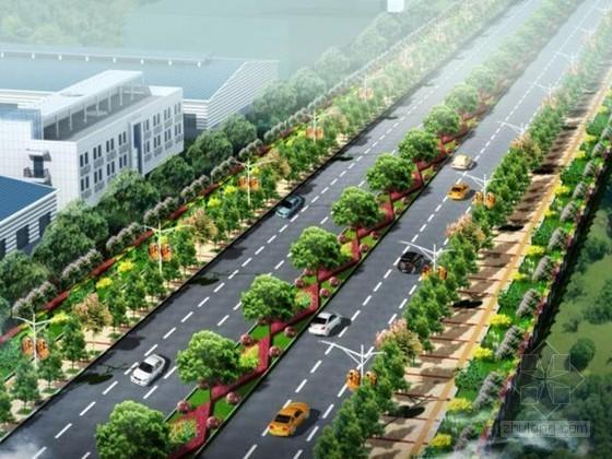 [江苏]工业园主干道路工程监理规划(126页 附流程图丰富)