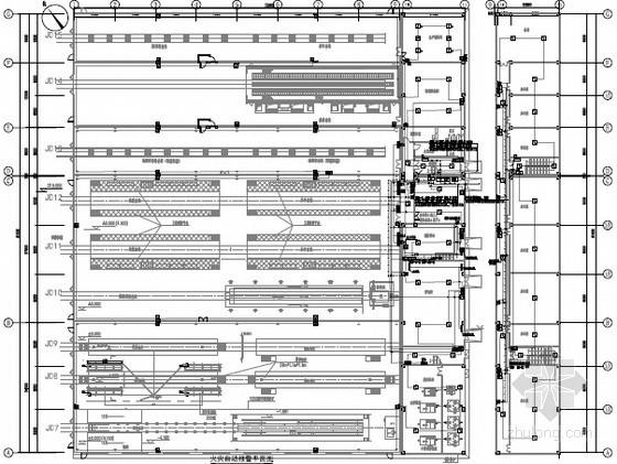 20kv配电所设计资料下载-[浙江]厂房电气设计图纸(2015年7月设计)