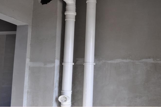 建筑给排水采暖及通风工程质量通病及防治措施(案例图片)