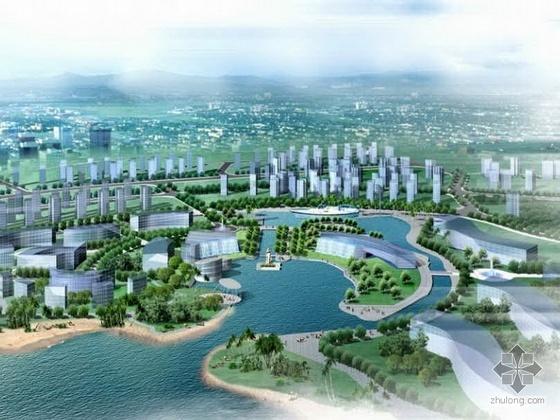 深圳湾滨海休闲带景观设计方案