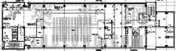 [株洲]某十层研发办公楼建筑施工图-4