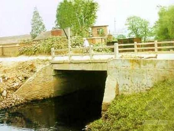 U桥台台后排水设计图资料下载-1-16.0m预应力混凝土简支空心板桥施工图(22张)