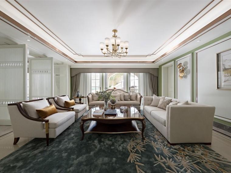 新古典混搭风格的私人别墅