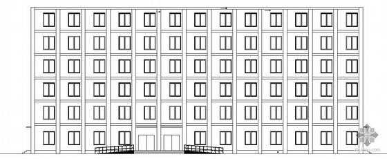 某六层学生公寓建筑结构毕业设计(计算书+图)