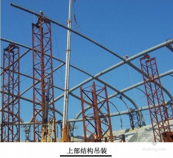 [上海]钢结构体育馆科技推广示范工程评审资料(新技术)
