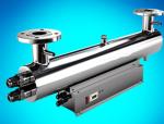 水处理消毒设备紫外线杀菌器的结构介绍:
