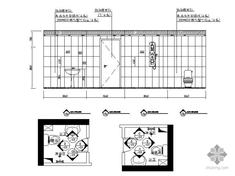 现代中式四居装修图(含效果)_2