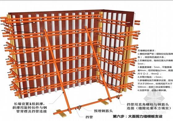 [湖北]商住楼工程模板工程专项施工方案(85页 附三维图多)