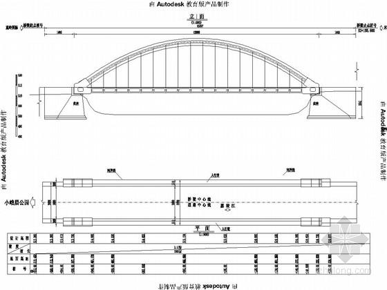 [分享]两跨裙子设计图资料下载桥梁公主设计图图片