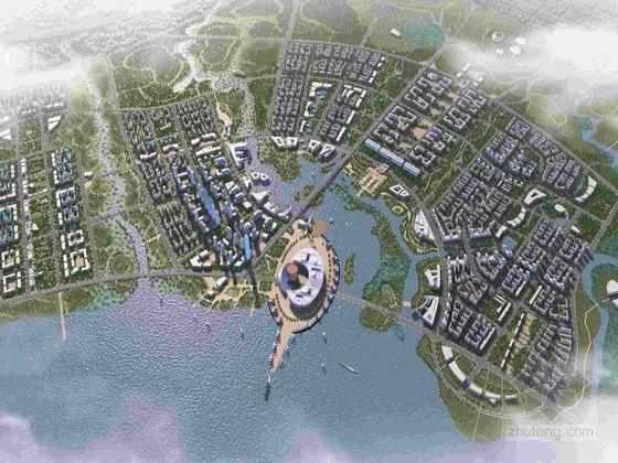 [安徽]合肥新区城市详细规划设计方案文本