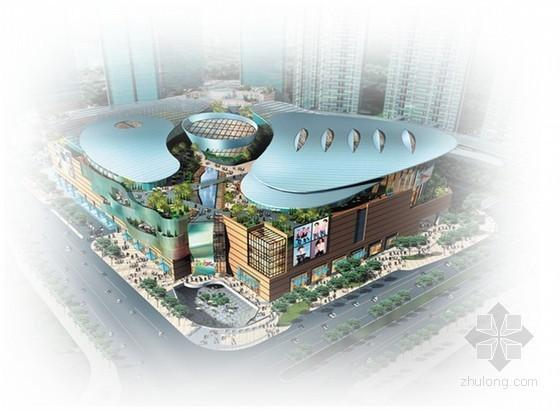 [浙江]框架结构多层商业楼总承包施工组织设计(220余页,附图丰富)