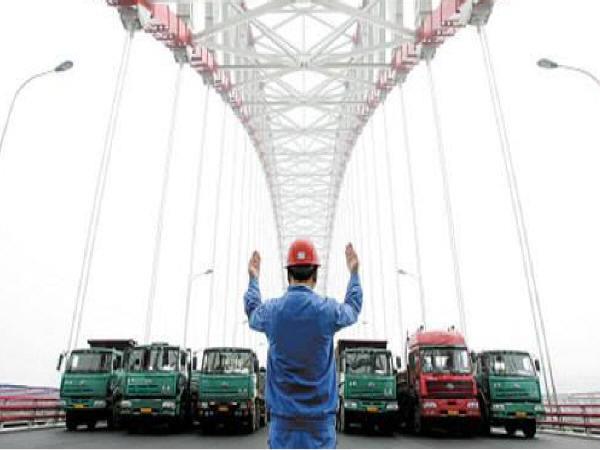 桥梁的荷载试验研究