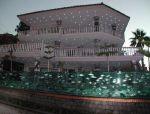 土耳其土豪花2亿建最牛别墅,鱼缸当围墙与爱琴海相连