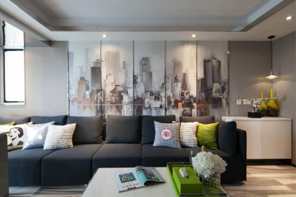 家居装饰怎样运用素色打造冬日温暖?