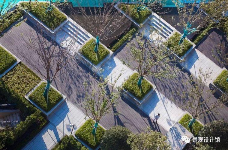 上海融创滨江壹号院二期改建项目景观设计案例赏析