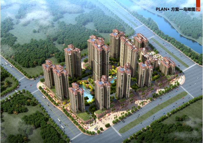 [南宁]精装框剪结构高层商业楼(带地下室)14#楼施工电梯安装方案