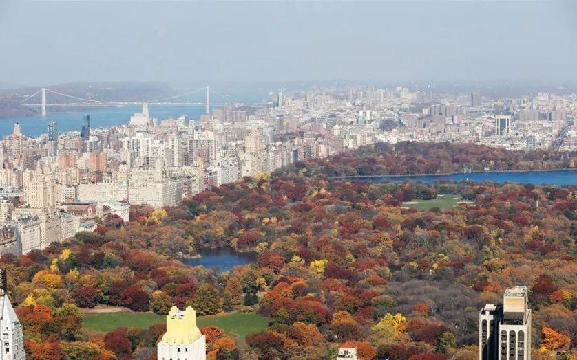 美国景观设计之父|奥姆斯特德和他的纽约中央公园_23